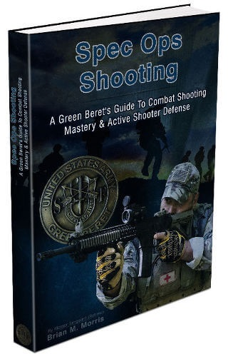 Spec Ops shooting Book
