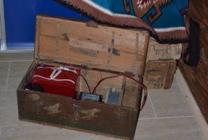 the smart solar box