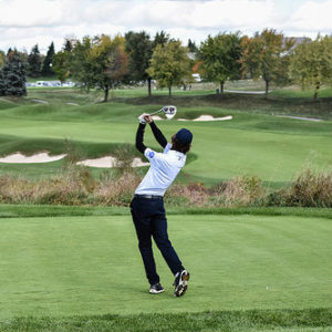 Golf Swinger