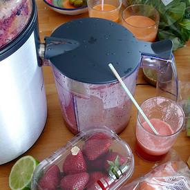 smoothie - simple fruit juice