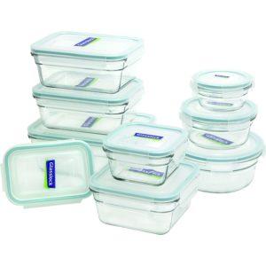 Glasslock 18-Piece Oven Safe Container Set