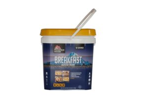 Mountain House Just In Case...Breakfast Bucket