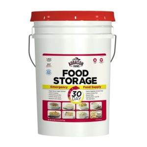 5. Augason Farms 30-Day Emergency Food Storage Supply 29 lb 4.37 oz 7 Gallon Pail